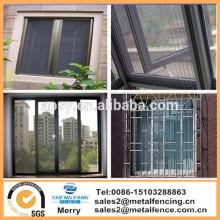 Grillage en acier inoxydable à l'épreuve des balles pour anti fenêtre et porte