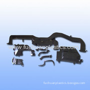 Auto Pipe Blow Molding Products