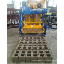 JMQ-10A concrete Knockout Bond Beam block making machine