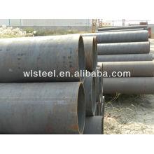 ASTMA106 Gr.B / Q235 / Q345 график 40 труба из углеродистой стали для подачи жидкости