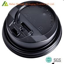PS материал черный крышки чашки