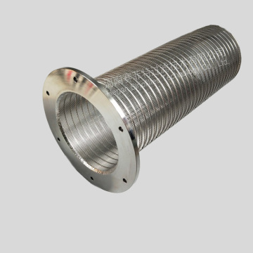 Stainless Steel Wedge Wire Screen Cylinders