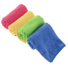 Hot Sale Warp Knitting Microfiber Hand Towels