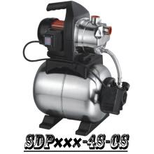 (SDP800-4S-CS) Сада Самовсасывающие струи бустерный насос с стальной бак