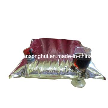 Red Wine Packaging Bag in Box/Bag in Box/Liquid Packaging Bag in Box