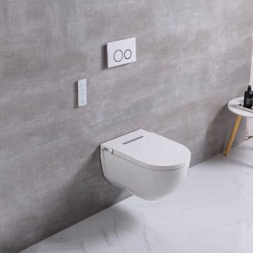 High-Tech Smart Automatic Sensor Toilets Bathroom Toilet