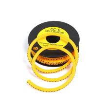 Marcador de laço de cabo de Pvc