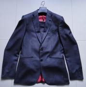 Wholesale Custom Slim Fit 2 Button Men Suit OEM (jacket+pant)