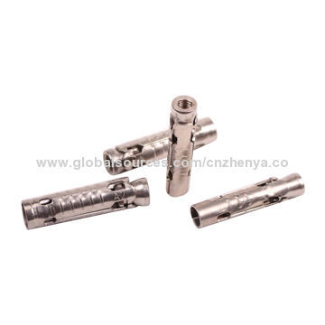 Three/Four Shield Anchor/TAM Bolts, Made of Steel and Stainless SteelNew