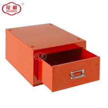 Custom steel colorful multi drawer filing cabinet kids storage box