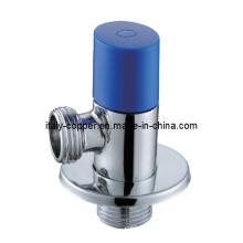 Personalizado de latón de calidad de pulido de ángulo de válvula (AV3028A)
