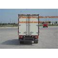 85HP 5 ton Mini Box Cargo Van Truck