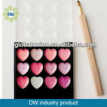 12 Colors Heart Shape Eyeshadow Makeup