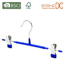 Percha especial de metal de diseño (TS250) con clips