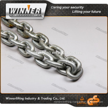 hot sales galvanized din766 steel chain link