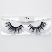 Makeup 3D Faux Mink Eyelashes Hand Made Full Strip Lashes False Eyelashes