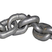 Hot dip galvanized 10mm double stud Link anchor long tow chain
