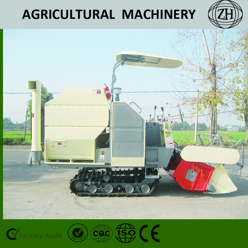Desain Baru Hot Sellking Kubota Rice Harvester
