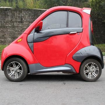 Электромобиль на новой энергии