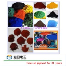 Xunda red yellow and black iron oxide color powder for furniture paint