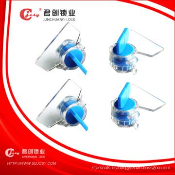 Sello de medidor de plástico de alta seguridad para medidor de agua