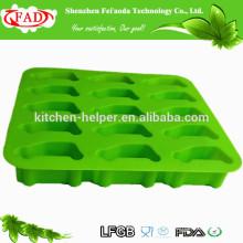 China Professional Supplier Ice Maker Anti-Staub Durable Weiche Nette Auto Form Lego Silikon Eis Form Silikon Eis Würfel Tray