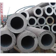 Melhor JIS G 3461 preto tubo de caldeira de pintura sem costura para pipeline de vapor de caldeiras