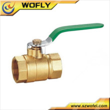 brass ball valve pn16 pn25 pn40