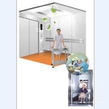 Machine Room Hospital Lift Elevator Brands in China