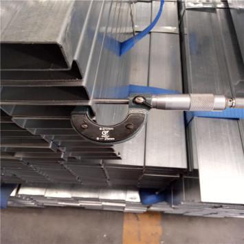 25x25 Galvanized Square Steel Pipe