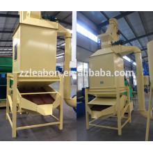 CER Approved Angemessener Preis Holzpellets Kühlmaschine