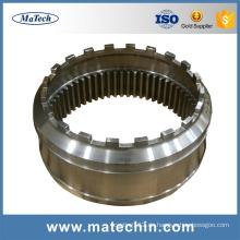 Gießerei fertigte besonders angefertigtes Präzisions-legiertes Stahl-Feinguss-Produkt besonders an