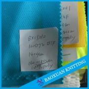 polyester moisture wicking fabric sports wear fabric