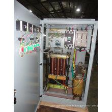 Stabilisateur de tension compensé automatique complet (SBW) triphasé 150k