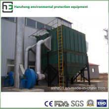Side-Spraying Plus Bag-House Colector de polvo-Metalurgia Maquinaria