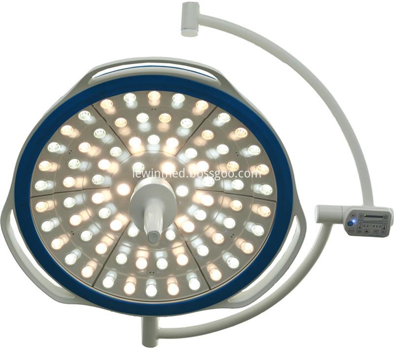 Popular hospital led round lamp