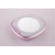 Hot Sales Portable Single Side LED Lighted Make up Mirror/ Vanity Mirror