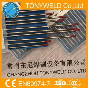 красный торированного 3.2*175 мм WT20 TIG вольфрама электрод