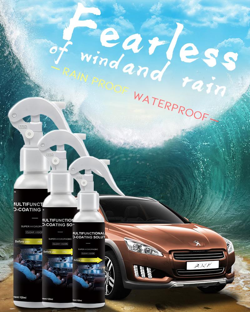 Anti Rain Spray