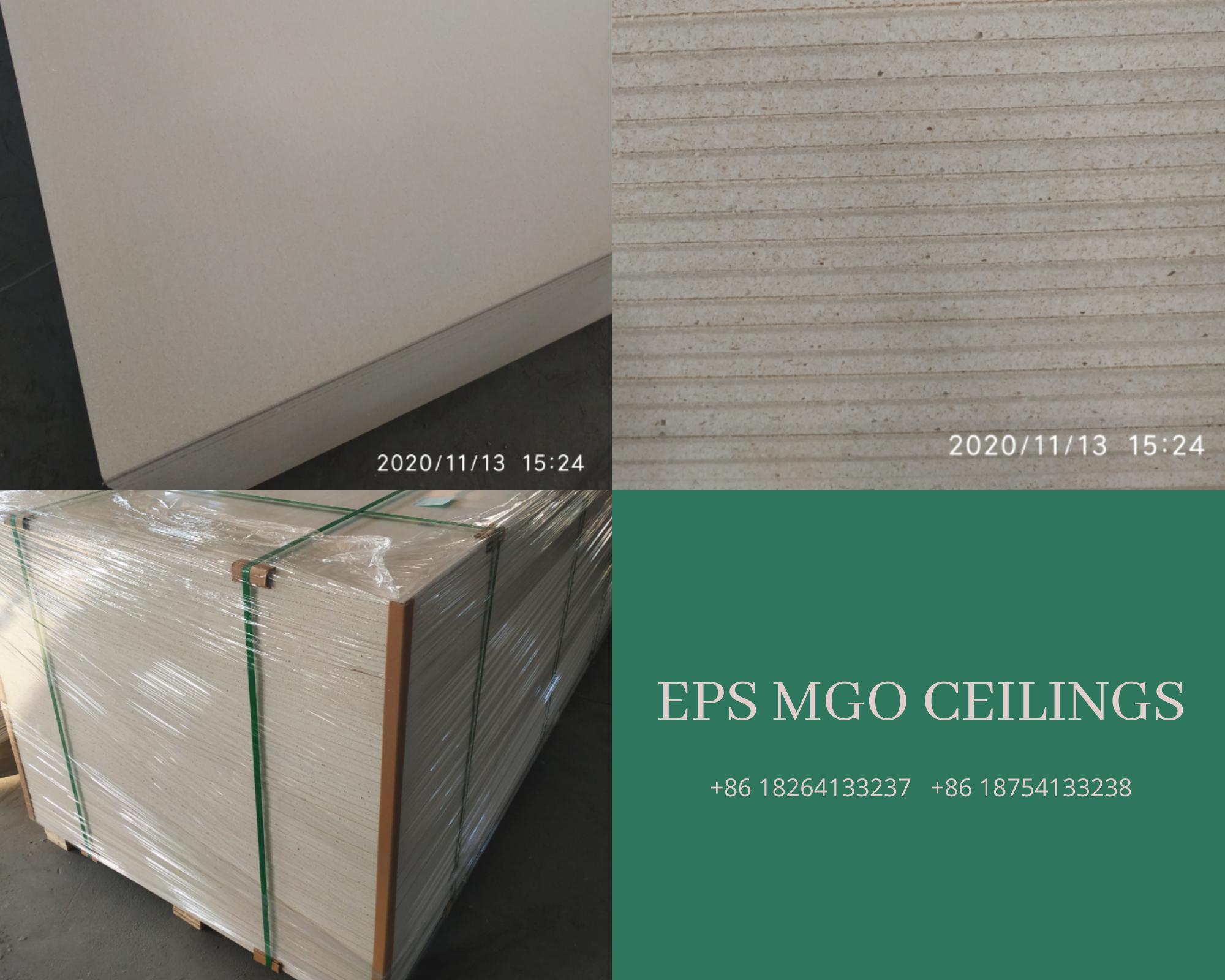 EPS mgo ceilings