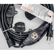 OUTDOOR EXTENSION CORDS SJTW 3/4/5 SOCKEL SU-003