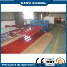 Prepainted Galvanized Roofing Material with Ral3015
