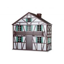 1/12 scale dollhouse miniature building vintage style