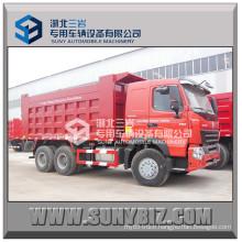 25t Sinotruk HOWO A7 Truck Tipper Truck