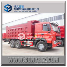 Caminhão de caminhão basculante do caminhão de 25t Sinotruk HOWO A7