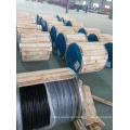 2/0 AWG grün gemahlenes PVC-Litzekupferkabel