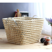 (BC-CB1002) Hot-Sell High Quality Cornhusk Basket