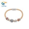 Popular Jewelry New Stylish Special Women Bangle Charm Bracelet Metal