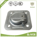 Steel Square Recessed Pan Fitting Dengan D Ring