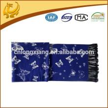 long and warm jacquard pashmina shawls